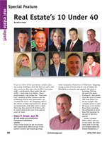 Real Estate's 10 Under 40