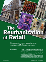 Reurbanization of Retail